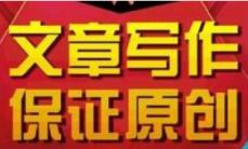 百家号自媒体文章代写2000字!